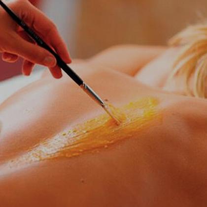 Tratamiento Citrus Scrub