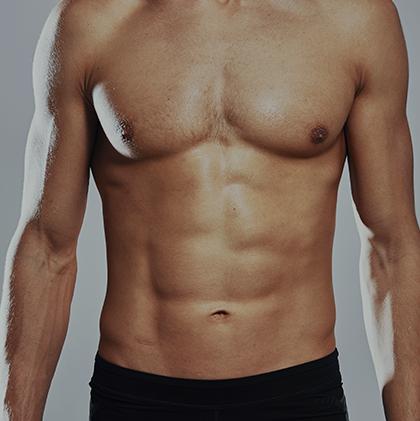 pecho y abdomen